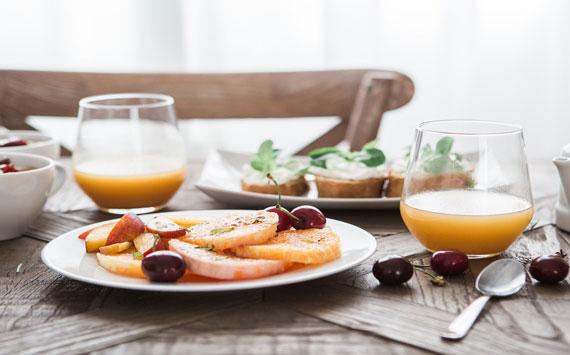 photo recette petit déjeuner
