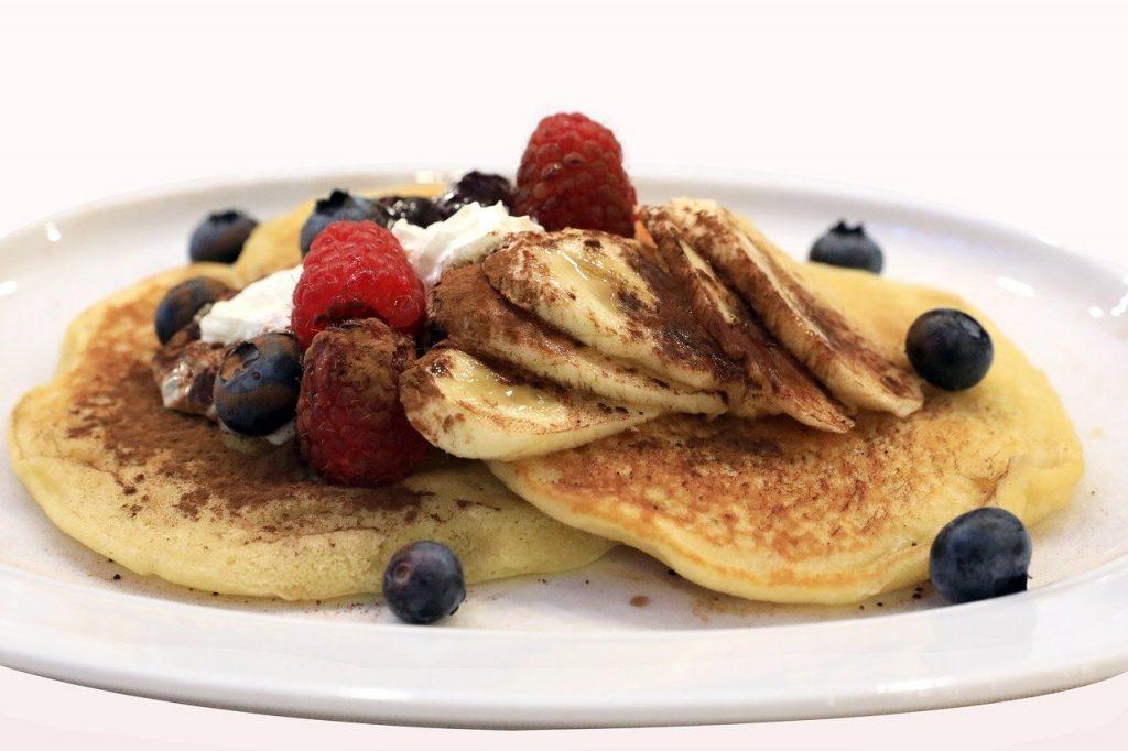 Pancakes sans sucre