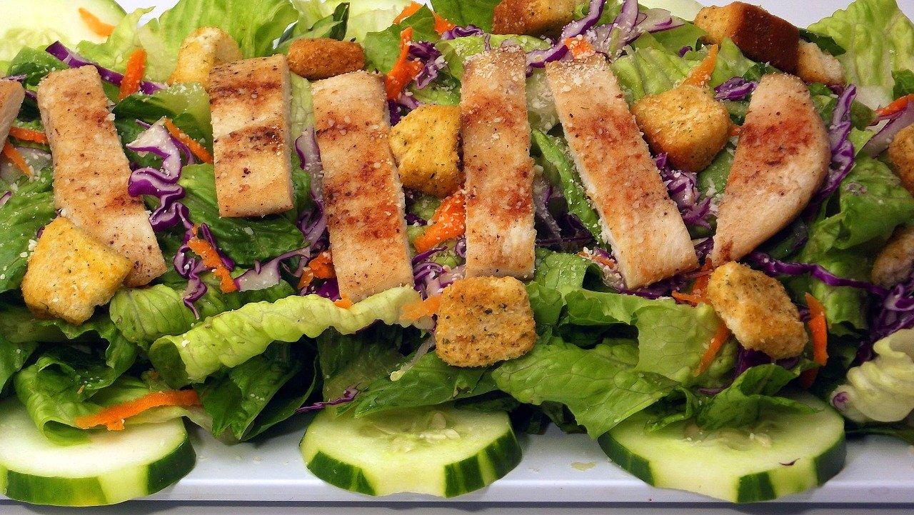 Salade César light